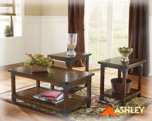 3 PACK TABLES T352-13 Image